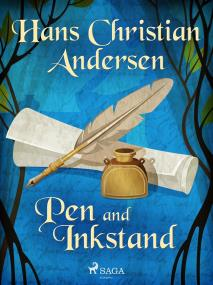 Cover for Pen and Inkstand