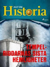 Cover for Tempelriddarnas sista hemligheter