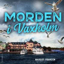 Cover for Morden i Vaxholm