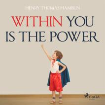 Cover for Within You Is The Power
