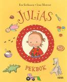 Cover for Julias pekbok