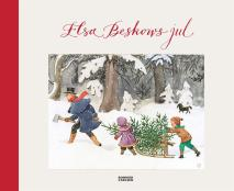 Cover for Elsa Beskows jul : -