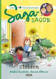 Cover for Sagasagor. Läs tillsammans. Stölden