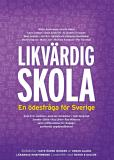 Cover for Likvärdig skola