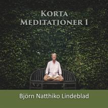 Cover for Korta Meditationer 1