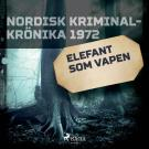 Cover for Prydnadselefant som vapen