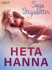 Cover for Heta Hanna - erotisk novell