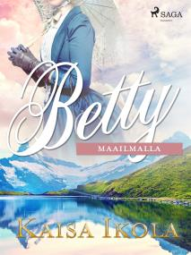 Cover for Betty maailmalla