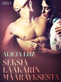 Cover for Seksiä lääkärin määräyksestä - eroottinen novelli