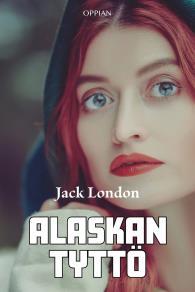 Cover for Alaskan tyttö