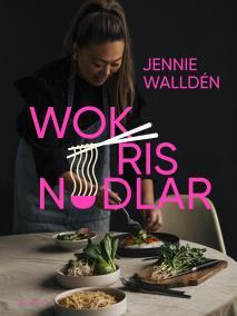 Cover for Wok, ris, nudlar