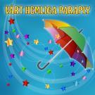 Cover for Vårt hemliga paraply