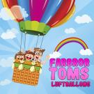 Cover for Farbror Toms luftballong