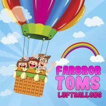 Cover for Farbror Toms luftballong