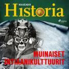 Cover for Muinaiset intiaanikulttuurit