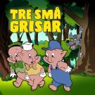Cover for Tre små grisar