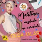 Cover for Martina mezclada, no enredada
