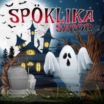 Cover for Spöklika sagor
