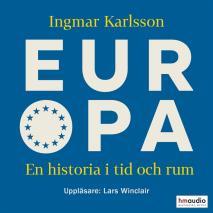 Cover for Europa. En historia i tid och rum