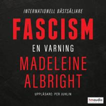 Cover for Fascism. En varning