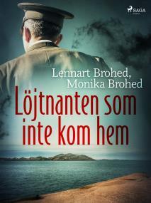 Cover for Löjtnanten som inte kom hem