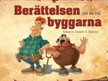 Cover for Berättelsen om de två byggarna