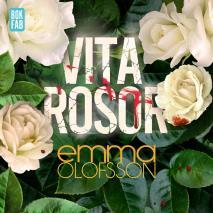 Cover for Vita rosor