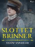 Cover for Slottet brinner