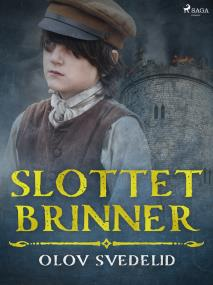 Cover for Slottet brinner