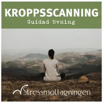 Cover for Kroppsscanning – Guidad övning