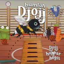Cover for Djojj hoppar högst