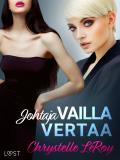 Cover for Johtaja vailla vertaa - eroottinen novelli
