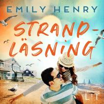 Cover for Strandläsning