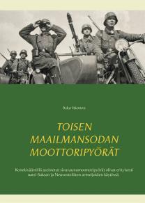 Cover for Toisen maailmansodan moottoripyörät