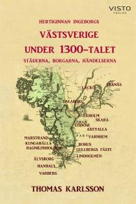 Cover for Västsverige under 1300-talet