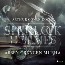 Cover for Abbey Grangen murha