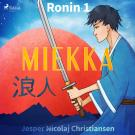 Cover for Ronin 1 - Miekka