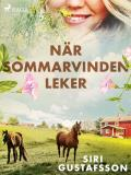 Cover for När sommarvinden leker