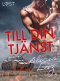 Cover for Till din tjänst - erotisk novell