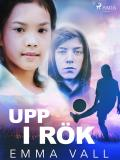 Cover for Upp i rök