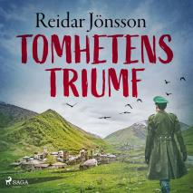 Cover for Tomhetens triumf