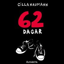 Cover for 62 dagar