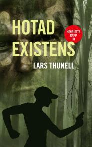 Cover for Hotad existens