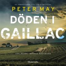 Cover for Döden i Gaillac