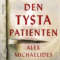 Cover for Den tysta patienten