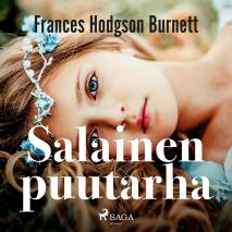 Cover for Salainen puutarha