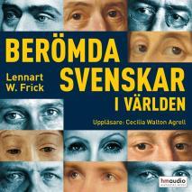 Cover for Berömda svenskar i världen