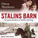 Cover for Stalins barn. Tre generationer av kärlek och krig