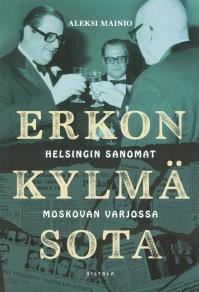 Cover for Erkon kylmä sota