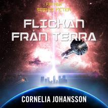 Cover for Flickan från Terra